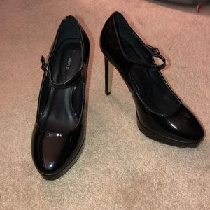 Forever 21 Patent Leather Pumps **only worn once**